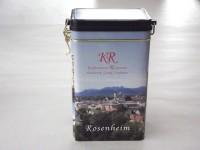 Kaffeedose im Rosenheim-Design für 500 g
